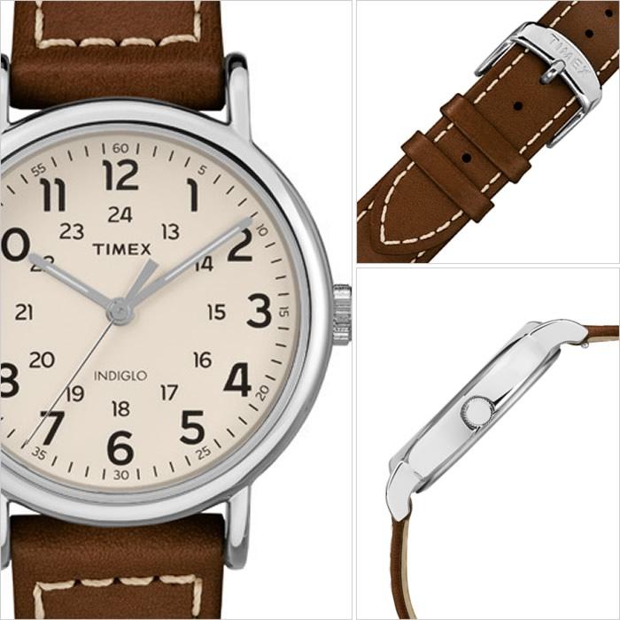 タイメックス ウィークエンダー 40MM 腕時計 TIMEX 時計 WEEKENDER FULLSIZE メンズ ホワイト TW2R42400[正規品 アメカジ アメリカ ユニセックス ペアウォッチ ラウンド おしゃれ シンプル ビジネス カジュアル ファッション レザー 革 シルバー プレゼント ギフト]
