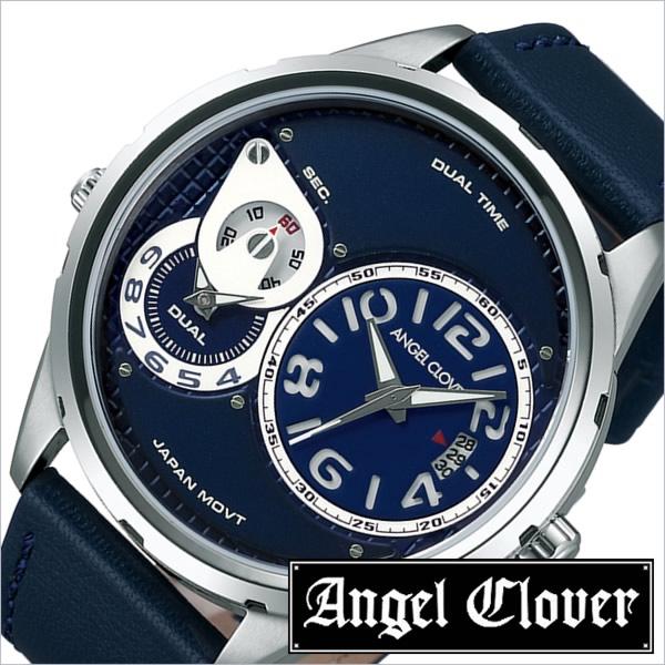 5c971c1195 エンジェルクローバー腕時計デュエルAngelClover時計DuelメンズネイビーDU47SNV-NV[正規品定番