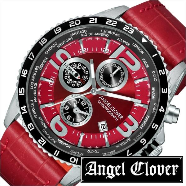 68a1c850e5 エンジェルクローバー腕時計モンドAngelClover時計MONDOメンズレッドMO44SRE-RE[正規品ブランド
