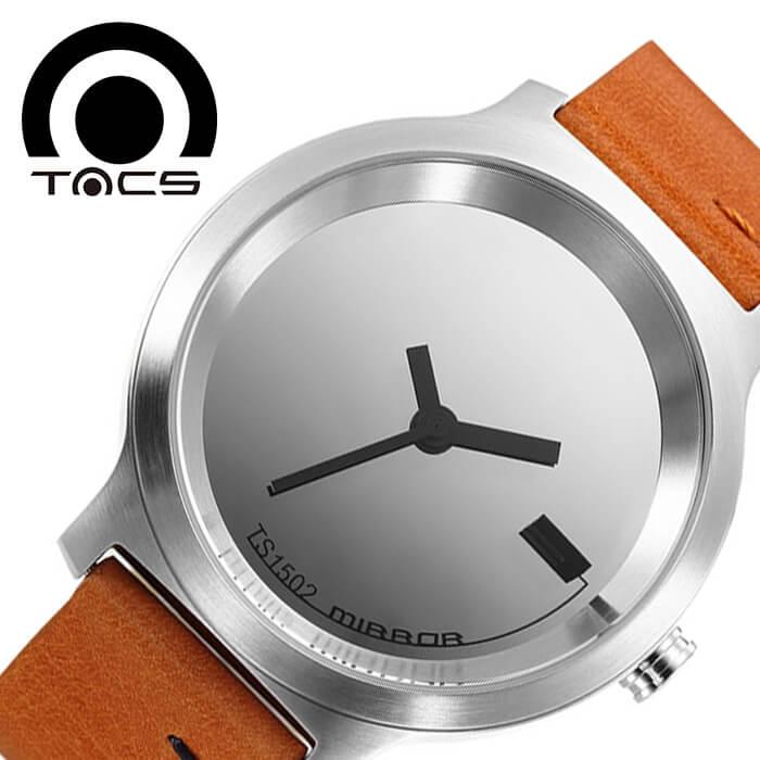 『3年保証』 [当日出荷] TACS 腕時計 タックス 時計 ミラー MIRROR メンズ レディース シルバー TS1502B ミラー 鏡 シンプル シック ミニマル 個性的 デザイン デザイナーズ ウォッチ 人気 おすすめ おしゃれ ブランド 記念日 誕生日 バースデー プレゼント ギフト お祝い 冬, MJSOFTat楽天 e87d3316