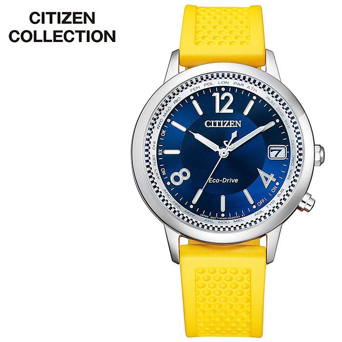[]シチズンシチズンコレクション腕時計 CITIZENCITIZENCOLLECTION時計 CITIZEN CITIZEN COLLECTION 腕時計 シチズン シチズンコレクション 時計 メンズ レディース ユニセックス ネイビー CB1101-03L