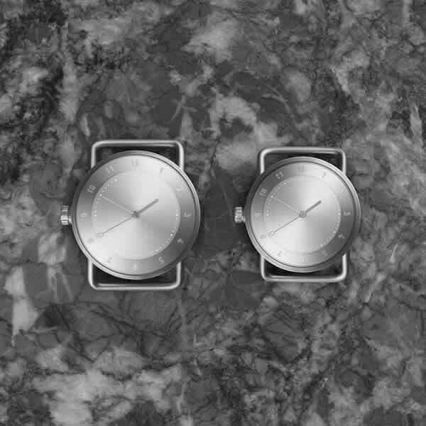 ティッドウォッチ替えベルト TIDWatchesベルト TID Watches 替えベルト ティッド ウォッチ ベルト メンズ レディース ユニセックス 男女兼用 TID-BELT-T[革 ベルト おしゃれ 防水 替えベルト 北欧 ブラック ダークブラウン]
