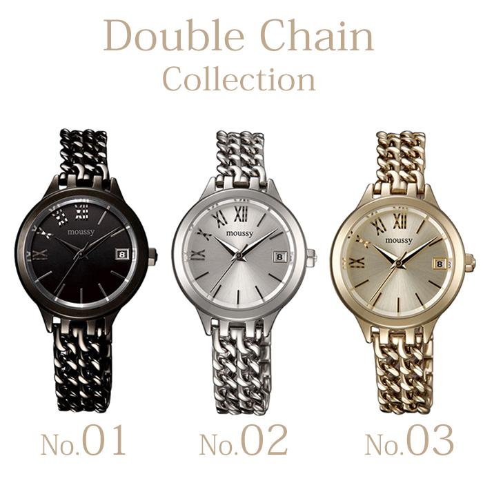 1968922f89 楽天市場】マウジー 腕時計 レディース 女性用 MOUSSY 時計[おしゃれ ...