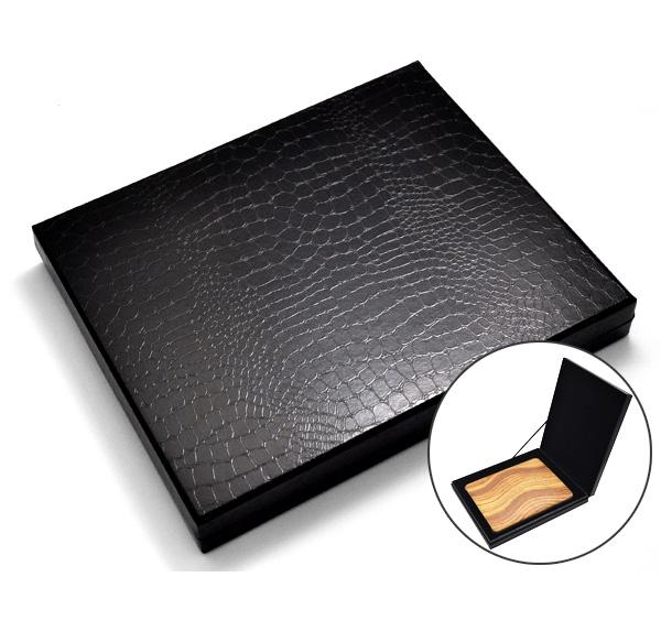 【20個セット】各種iPadバックケース プレゼントボックス ギフトボックス クロコダイルレザー調 アイパッド ケース 包装BOX