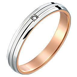 送料無料 結婚指輪 M371D マリッジリング ペアリング プラチナPt900 18金ピンクゴールド コンビ パイロット True Love トゥルーラブ ダイヤモンド メンズ レディース ペア セット 文字彫り無料 k18【楽ギフ_名入れ】