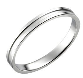 送料無料 結婚指輪 マリッジリング ペアリング P702 パイロット True Love トゥルーラブ プラチナPt900 メンズ レディース ペア セット 文字彫り無料【楽ギフ_名入れ】