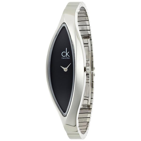 Calvin Klein(カルバンクライン)ck sensitive(センシティブ) K2C23102 ブラック 黒 女性用 レディース腕時計 プレゼント ギフト 大人