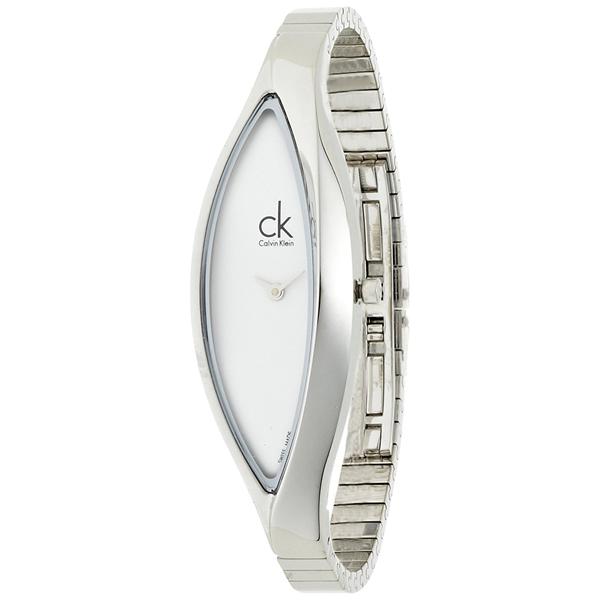 Calvin Klein(カルバンクライン)ck sensitive(センシティブ) K2C23102 シルバー 銀 女性用 レディース腕時計 プレゼント ギフト 大人