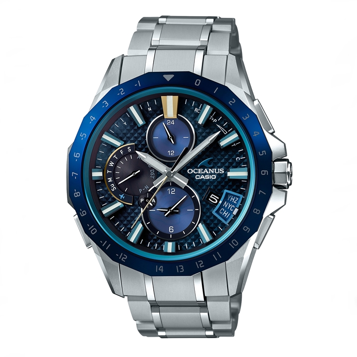 カシオ オシアナス CASIO OCEANUS 2018 BASIC GPS Bluetooth OCW-G2000RA-1AJF 国内送料無料