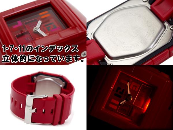 BGA-200PD-4BDR 嬰兒 G 寶貝-g 照顧凱西歐凱西歐手錶