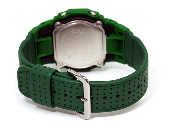 凱西歐 G 衝擊手錶 S KOOL 綠色海外模型 DW-56RTB-3