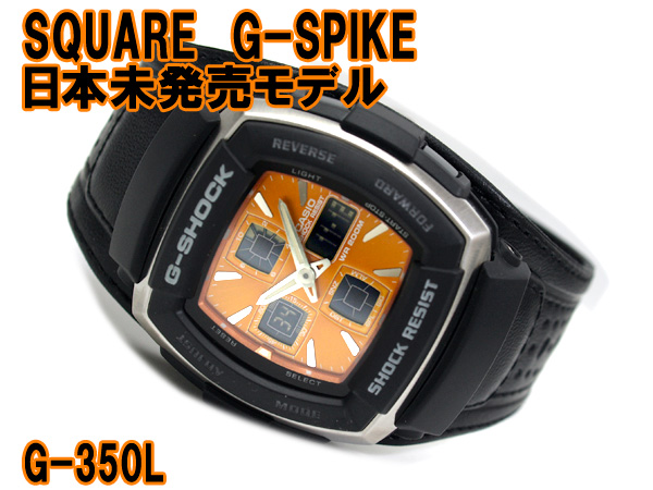 G-350L-4AVDR G-SHOCK G打擊G打擊gshock卡西歐CASIO手錶