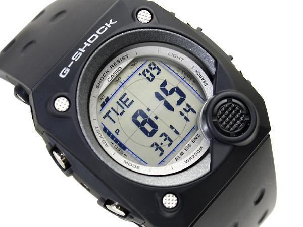 + Casio G shock advanced design overseas model C3 digital watch black urethane belt G-8000-1