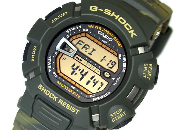 G-9000MC-3DR G-SHOCK G打擊G打擊gshock卡西歐CASIO手錶