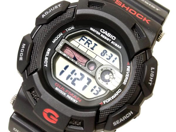 G-9100-1DR ガルフマン G-SHOCK Gショック ジーショック gshock カシオ CASIO 腕時計
