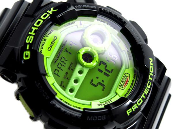 "G GD-100SC-1 博士 g-休克""凱西歐 gshock 凱西歐手錶"