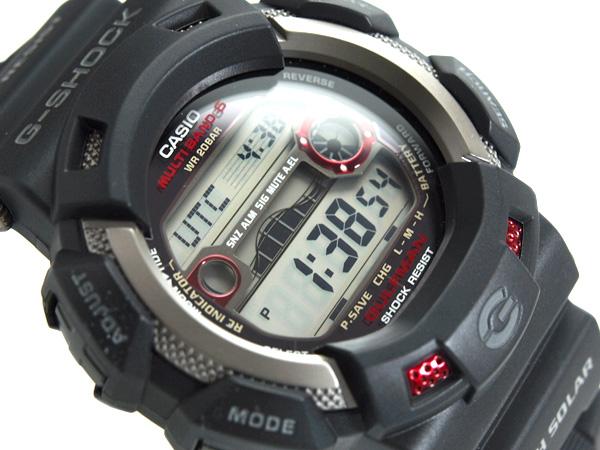 + Casio reimport foreign model G shock digital watches urethane belt GW-9110-1