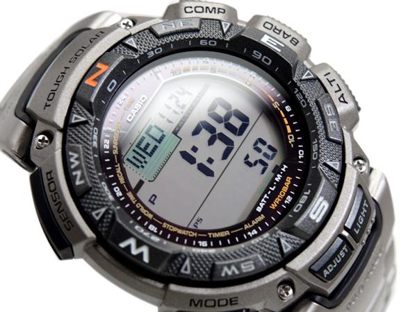 PRG-240T-7DR プロトレック PROTREK カシオ CASIO 腕時計 チタン PRG-240T-7【あす楽】