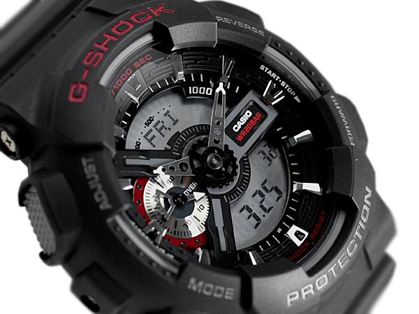 Ga 110 1aer G Shock G ショックジーショック Gshock Casio Casio Watch Ga 110 1a