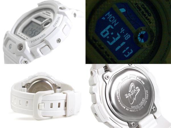 + Casio baby G G-LIDE G ride digital watch white BLX-100-7DR BLX-100-7