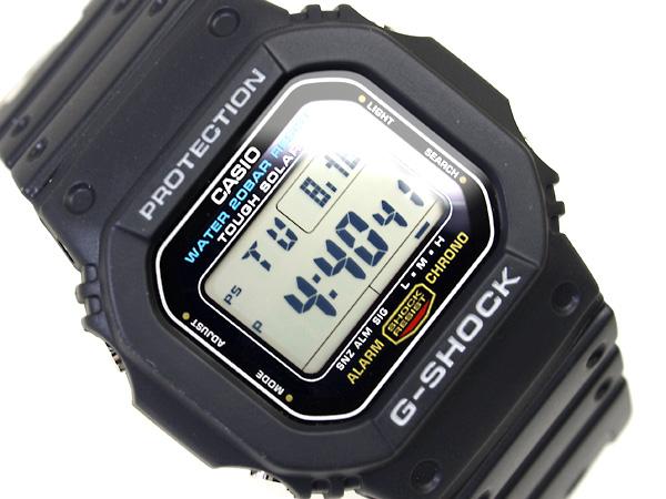 2795daf90e3c G-SUPPLY  Casio overseas model G shock solar digital watch urethane belt g-5600E-1