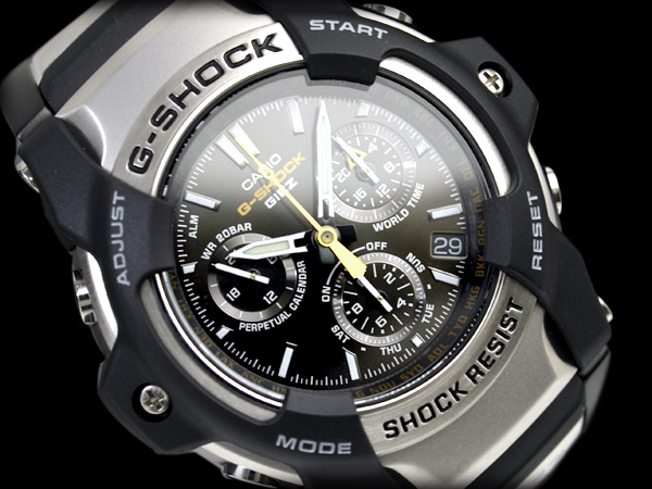 GS-1001D-1ADR G-SHOCK G打擊G打擊gshock卡西歐CASIO手錶