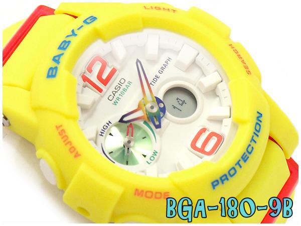 BGA-180-9BCR ベビーG Baby-G Baby-G ベビーG BGA-180-9BCR 腕時計, MATSUYA:9fa436e5 --- officewill.xsrv.jp