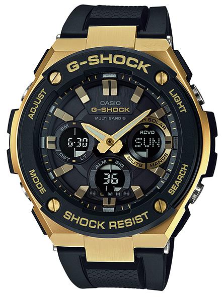 32d029b09 G-SUPPLY: [5-year warranty] CASIO G shock G steel CASIO g-shock G ...