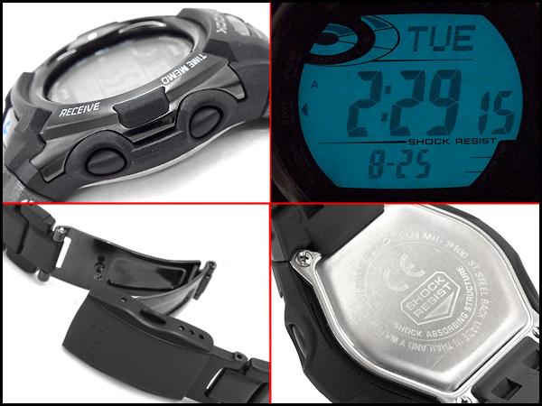 카시오 G 쇼크 해외 역 수입 모델 MT-G 디지털 남자 시계 블랙/건 메탈 MTG-910D-2VER