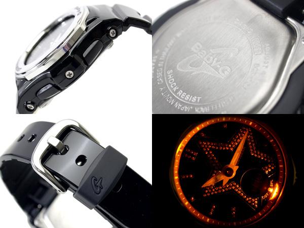 BGA-103-1BDR 嬰兒 g 嬰兒照顧凱西歐凱西歐手錶