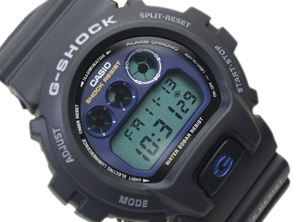 DW-6900E-1ER G-SHOCK G打擊G打擊gshock卡西歐CASIO手錶