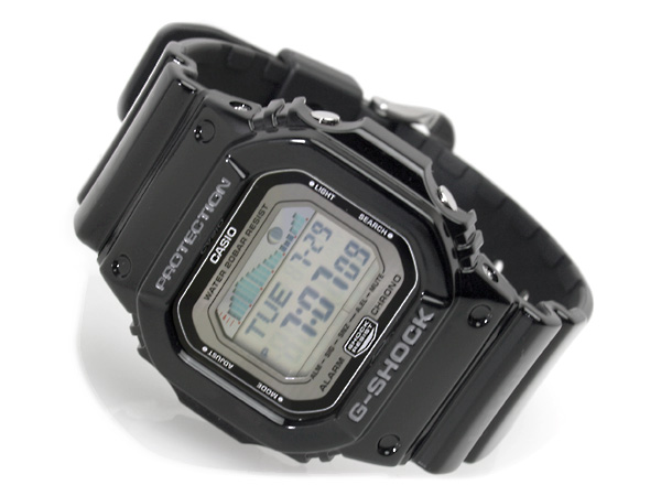 Casio G shock overseas model G-LIDE digital watch black enamel GLX-5600-1