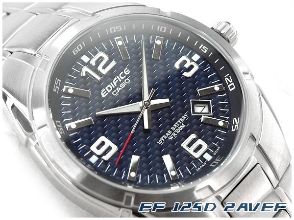 17487270af0d G-SUPPLY  EF-125D-2AVEF EDIFICE エディフィスカシオ CASIO watch EF-125D-2A