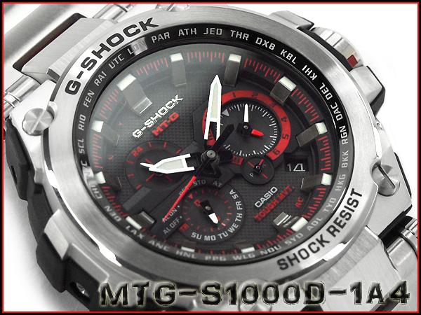MTG S 1000 D-A4CR 1 6600 gshock g-激波凱西歐凱西歐手錶