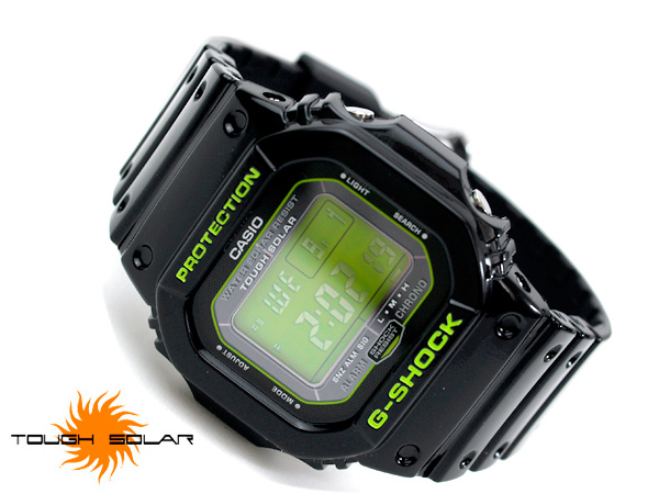 """""""凱西歐 gshock 凱西歐手錶 G-5600B-1 博士 g-休克"""