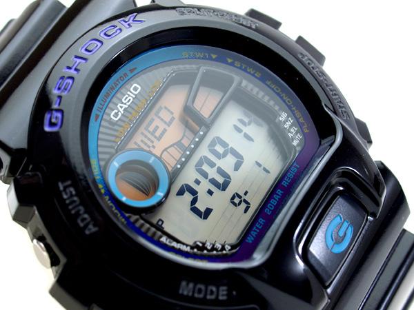 Casio G shock imports overseas model G-LIDE digital watch black urethane belt GLX-6900-1