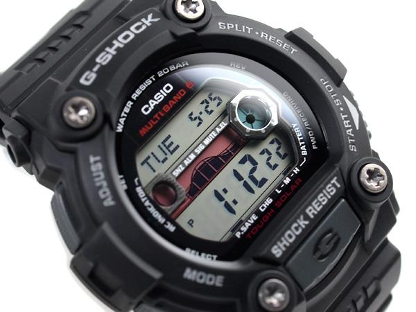 G-SUPPLY  Casio reimport foreign model G shock digital watch black urethane  belt GW-7900-1  86790a07536