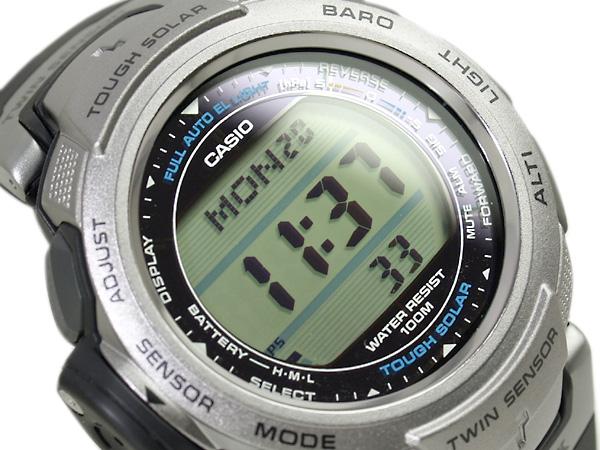 PRG-140-1VDR初期Lec PROTREK卡西歐CASIO手錶