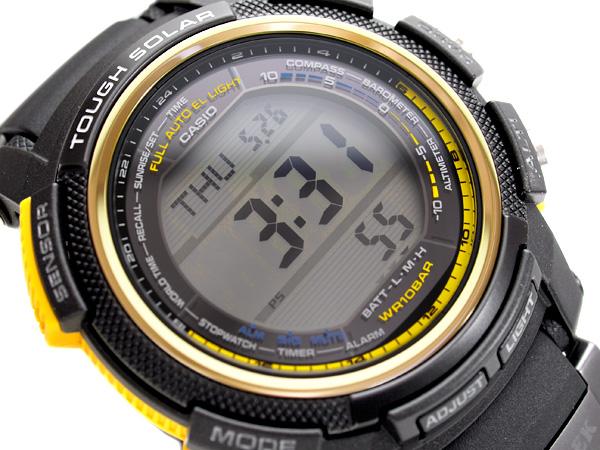 PRG-200A-1DR初期Lec PROTREK卡西歐CASIO手錶