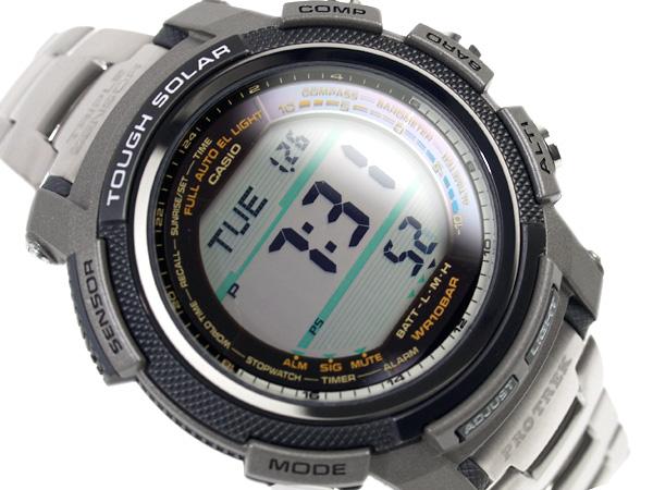 PRG-200T-7DR初期Lec PROTREK卡西歐CASIO手錶