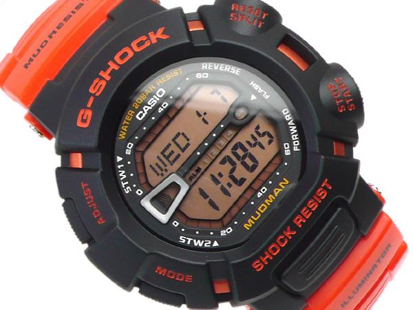 G-9000R-4DR G-SHOCK G打擊G打擊gshock卡西歐CASIO手錶