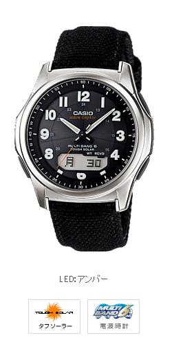 カシオ CASIO 腕時計 カシオ WVA-M630B-1AJF CASIO WVA-M630B-1AJF, 新品登場:e4dc62ce --- officewill.xsrv.jp