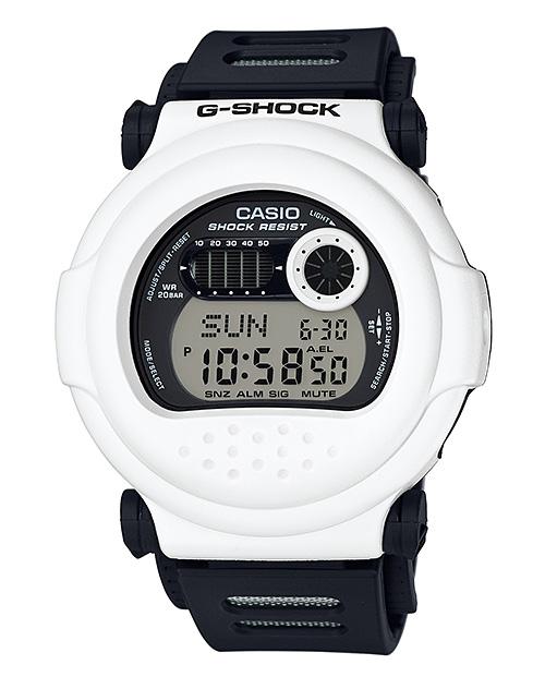 half off 70ff0 210b5 G-SUPPLY  Casio G shock CASIO g-shock limited edition Jason White  amp   Black Digital Watch White Black G-001BW-7JF   Rakuten Global Market