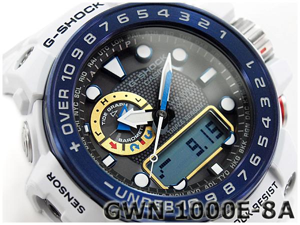 """GWN-1000E-8ADR g-休克 G 休克""""gshock 凱西歐凱西歐手錶 GWN-1000E-8A"""