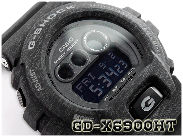 Here is domestic model GD-X6900HT-1JF reverse overseas models.