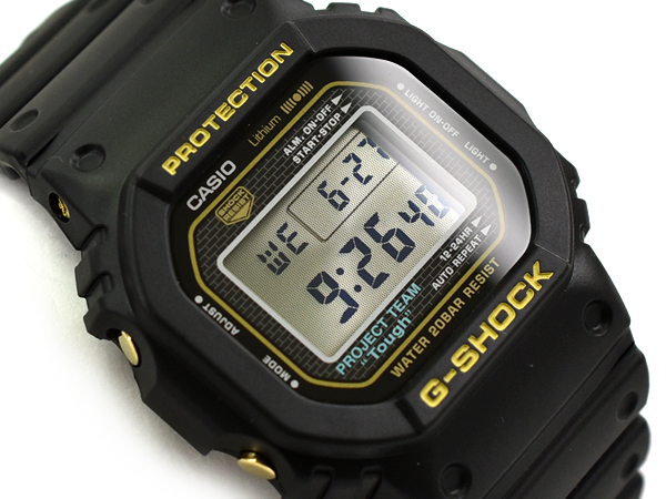 f430b02c3026 Limited model reimportation foreign countries model Casio CASIO digital  watch black gold DW-5035D-1BDR DW-5035D-1B of the 35th anniversary of G-SHOCK  G ...