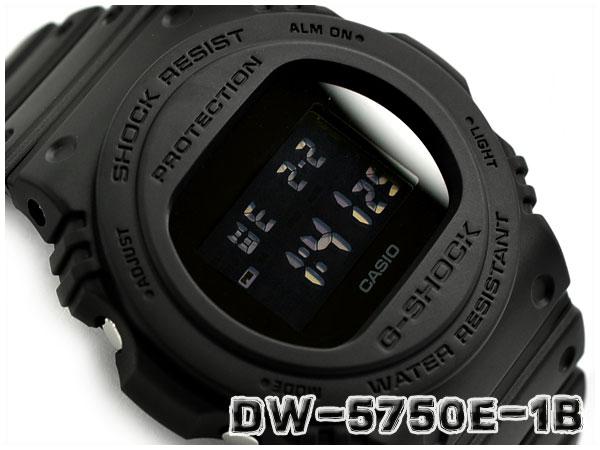G-SHOCK Gショック ジーショック 逆輸入海外モデル 35周年 限定 復刻  スティングモデル カシオ CASIO デジタル 腕時計 オールブラック DW-5750E-1BDR DW-5750E-1B【あす楽】