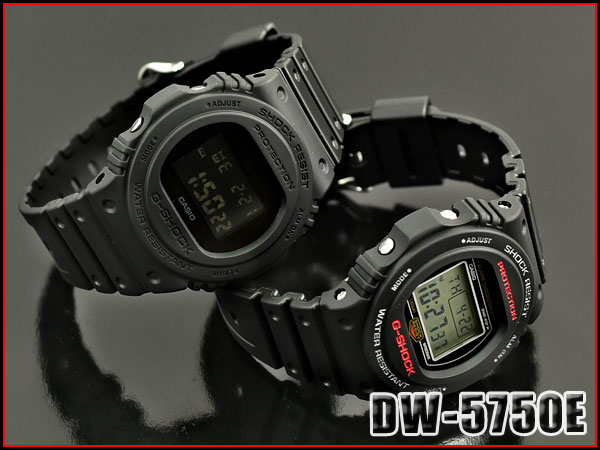 Limited Reproduction Sting Model Casio Casio Digital Watch Oar Black Dw 5750e 1bdr Dw 5750e 1b Of The 35th Anniversary Of G Shock G