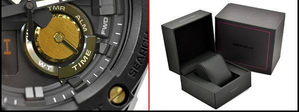 eb843d2d756 G-SHOCK G ショックジーショック G steel G-STEEL ROBERT GELLER (Robert Geller)-limited  model reimportation foreign countries model Casio CASIO アナデジメンズ ...