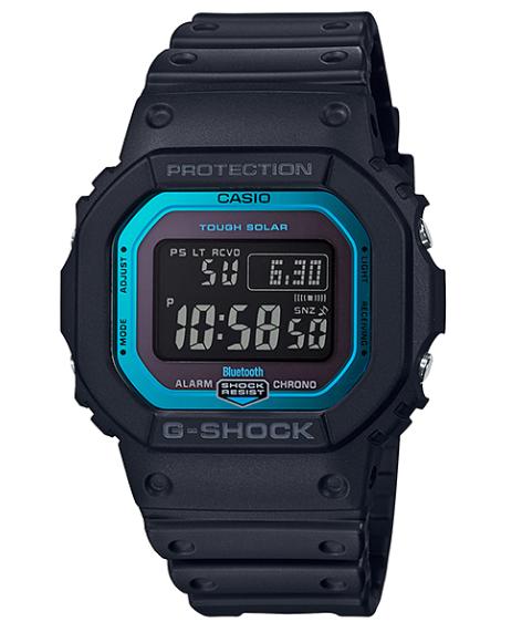 G-SHOCK Gショック G-SHOCK ジーショック カシオ CASIO デジタル Gショック 腕時計 腕時計 電波 モバイルリンク ブラック ブルー GW-B5600-2JF【国内正規モデル】, ロゴスペットサイト:8ebe22a5 --- officewill.xsrv.jp